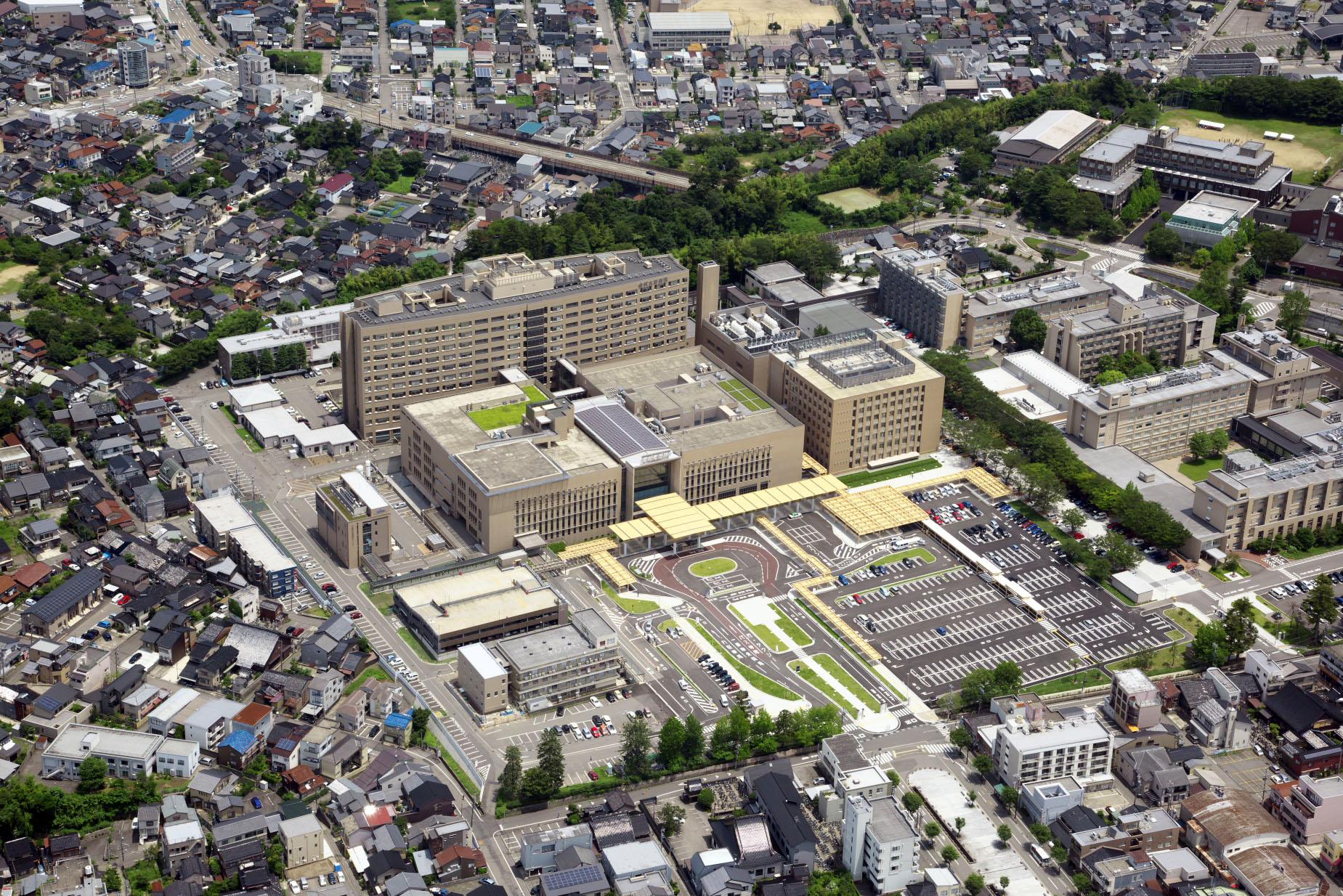 金沢 大学 附属 病院 附属病院に関すること(病院部) 金沢大学